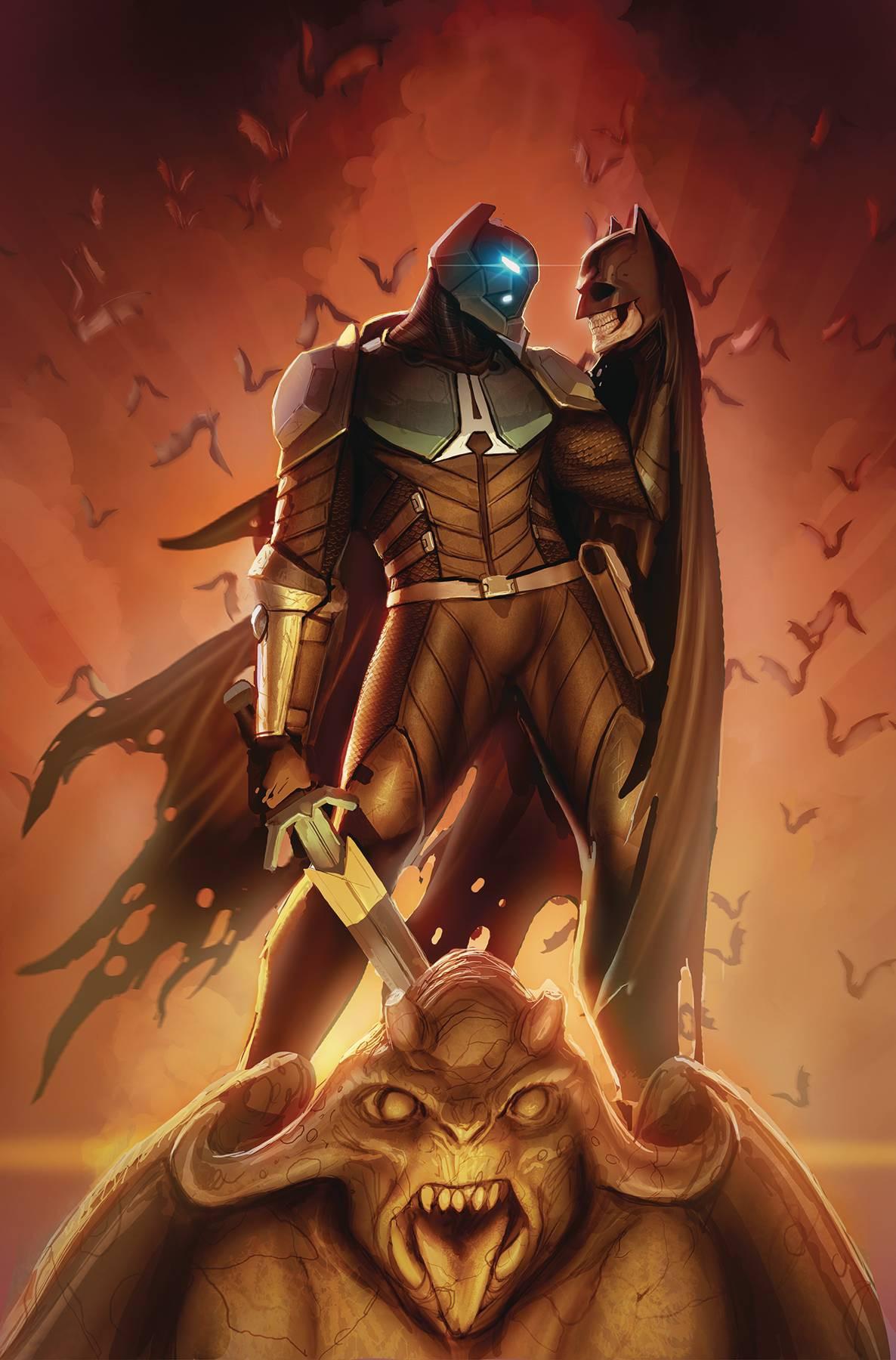 Hell knight ingrid episode 4