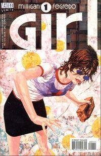 Girl Vol 1 1