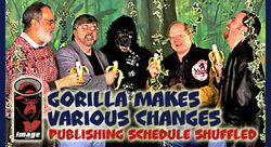 Gorilla Comics
