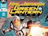Hal Jordan and the Green Lantern Corps Vol 1 42