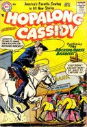 Hopalong Cassidy Vol 1 122