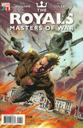 Royals Masters of War Vol 1 1