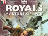 The Royals: Masters of War Vol 1 1