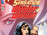 Sensation Comics Featuring Wonder Woman Vol 1 12