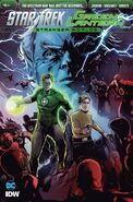 Star Trek Green Lantern Stranger Worlds Vol 1 4