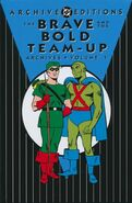 The Brave and the Bold Team-Up Archives, Volume 1