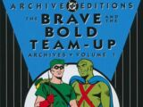 The Brave and the Bold Team-Up Archives Vol. 1 (Collected)