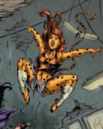 Resultado de imagem para cheetah Flashpoint comics