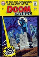 Doom Patrol v.1 121