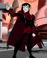 Drax (Legion of Super-Heroes TV Series)