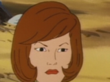 Faora (Superman 1988 TV Series)
