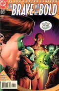 Flash Green Lantern The Brave and the Bold 5