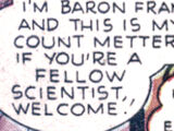 Baron Frankenstein (Earth-Two)