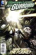 Green Lantern New Guardians Vol 1 32