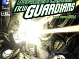 Green Lantern: New Guardians Vol 1 32