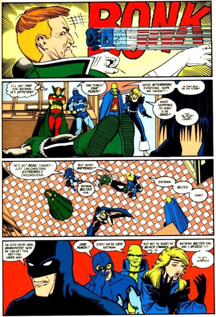 One Punch | DC Database | Fandom