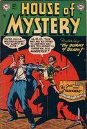 House of Mystery v.1 3