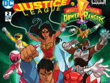 Justice League/Power Rangers Vol 1 2