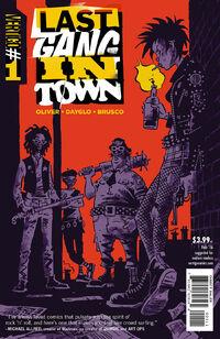 Last Gang in Town Vol 1 1