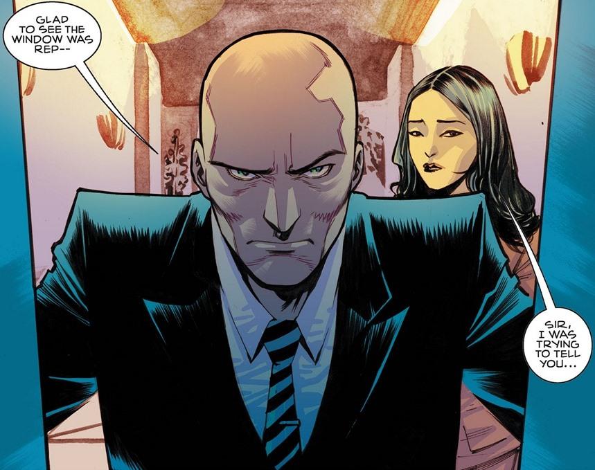 Image result for lex luthor