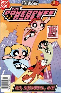 Powerpuff Girls Vol 1 1