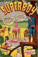 Superboy Vol 1 37