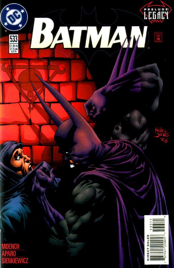 Resultado de imagem para BATMAN # 533