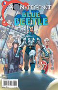 Convergence Blue Beetle Vol 1 2
