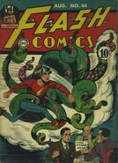 Flash Comics 44