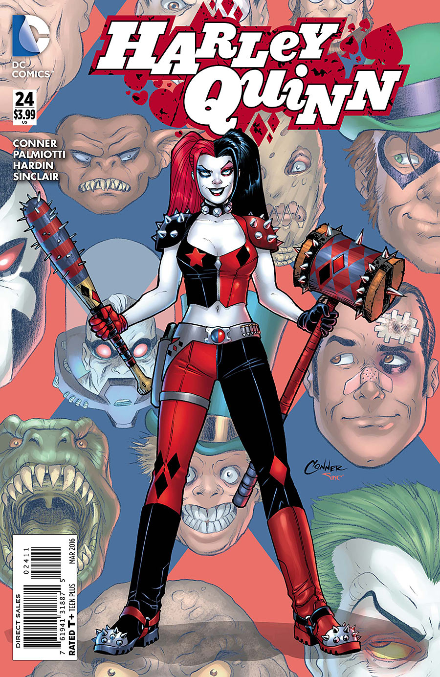 Harley Quinn New 52