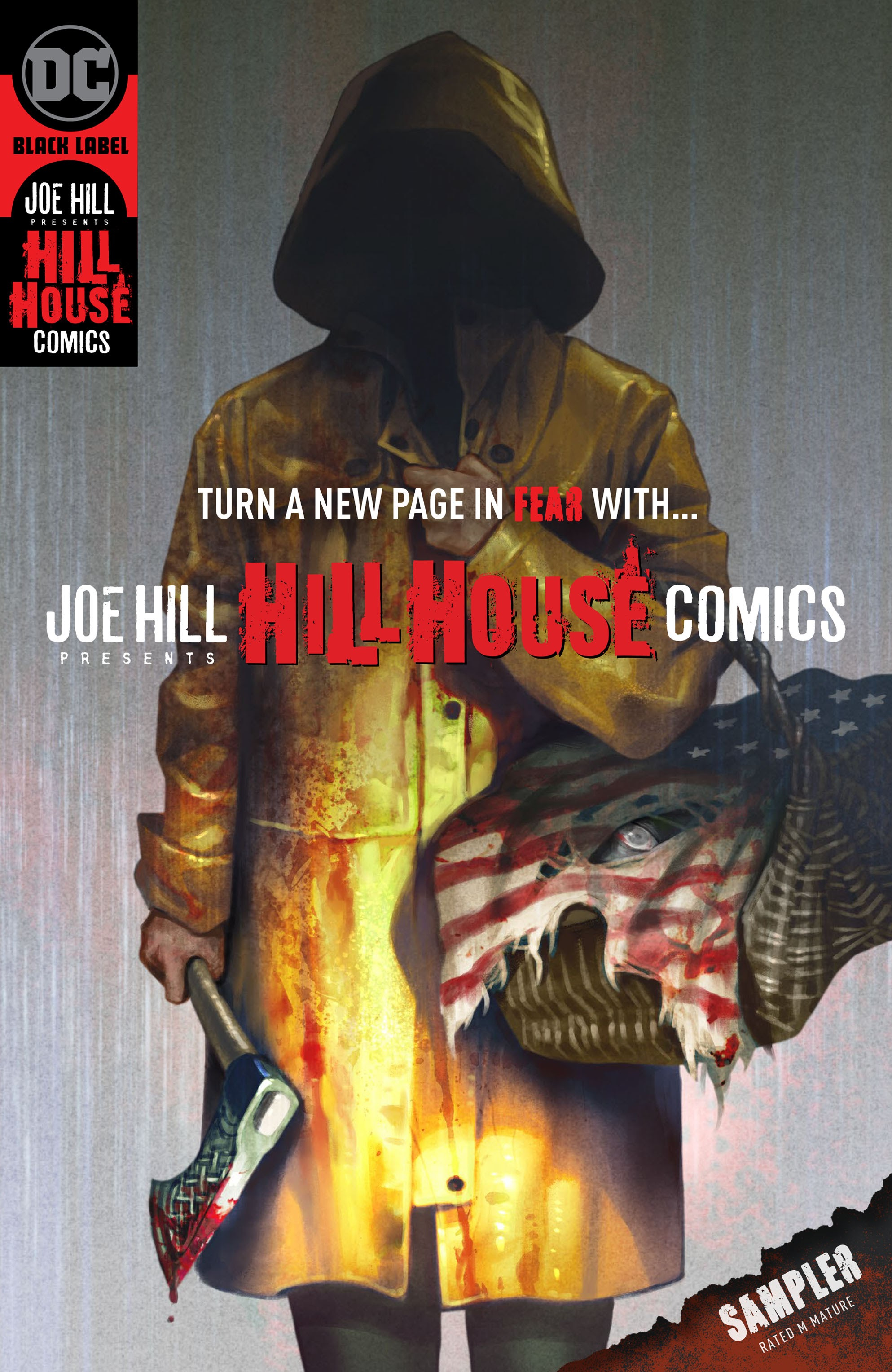 Hill House Comics 2019 Sampler (Digital) | DC Database | Fandom