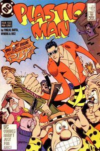 Plastic Man Vol 3 1