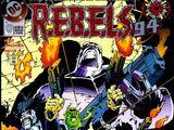 R.E.B.E.L.S. Vol 1 0