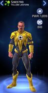 Thaal Sinestro DC Legends 0001
