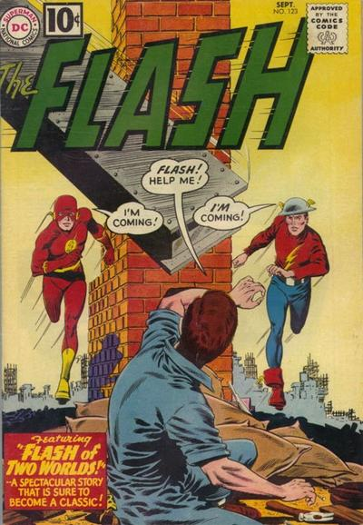 Image result for flash issue 123