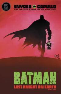 Batman Last Knight on Earth Vol 1 1