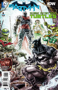 Batman Teenage Mutant Ninja Turtles Vol 1 6