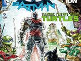 Batman/Teenage Mutant Ninja Turtles Vol 1 6