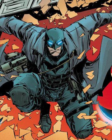 Gotham City Garage #3