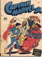 Captain Marvel, Jr. Vol 1 38