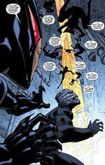 Catwoman revealing her true power