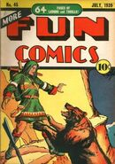 More Fun Comics Vol 1 45