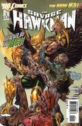 Savage Hawkman Vol 1 5