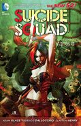 Suicide Squad Kicked in the Teeth TPB