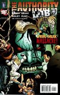 The Authority Lobo Spring Break Massacre Vol 1 1