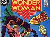 Wonder Woman Vol 1 321