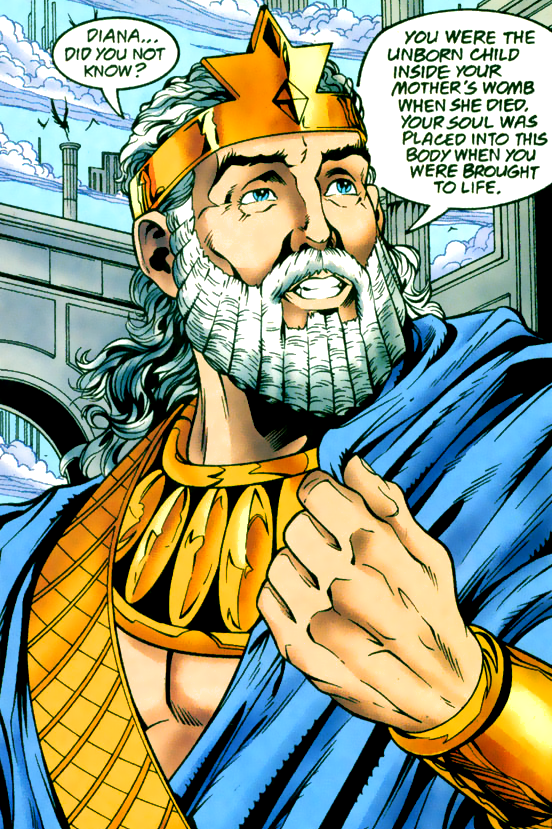 marvel comics zeus