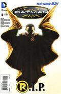 Batman Incorporated Vol 2 8