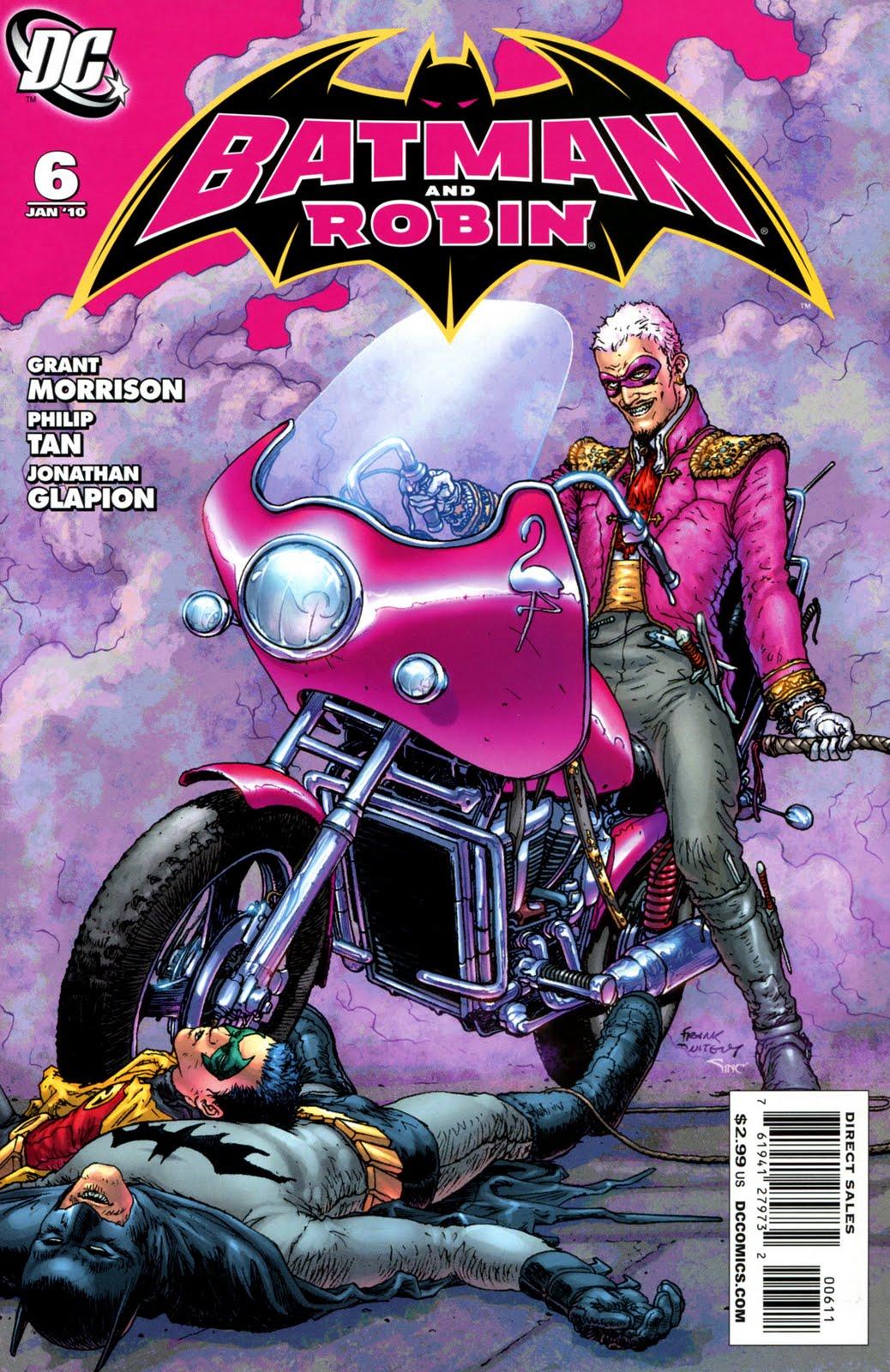 Batman and Robin Vol 1 6 | DC Database | FANDOM powered by Wikia