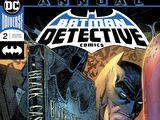 Detective Comics Annual Vol 1 2019